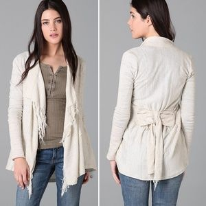 Free People Take a Bow Cardigan